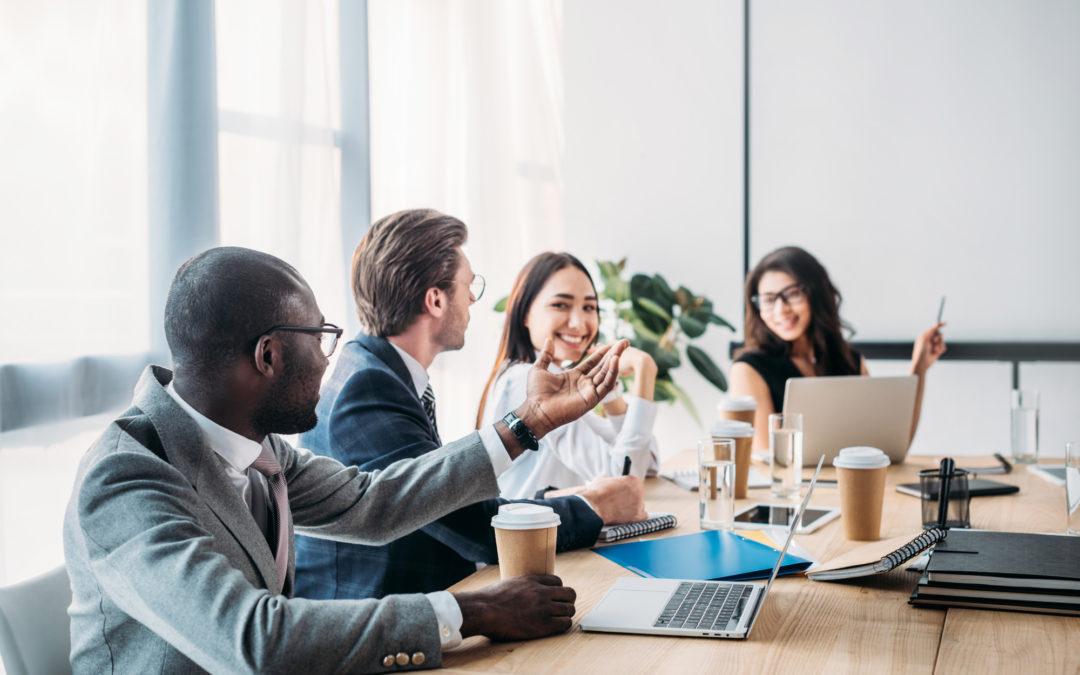 Three Values Of The Change-Making Organization